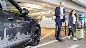 VW to debut cars with autonomous parking in 2020