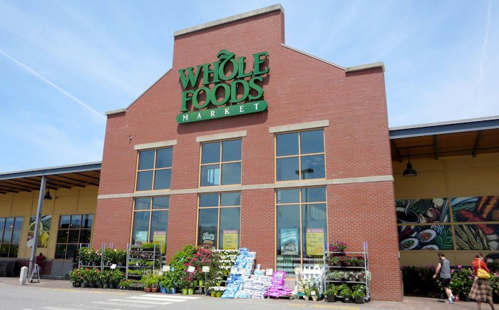 Whole Foods Market Delivery Fee
