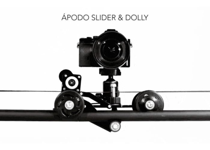 Ápodo Camera Slider And Dolly Motion System