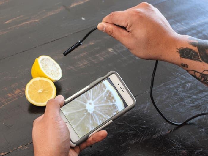 1080p HD Waterproof WiFi Wireless Endoscopic Camera