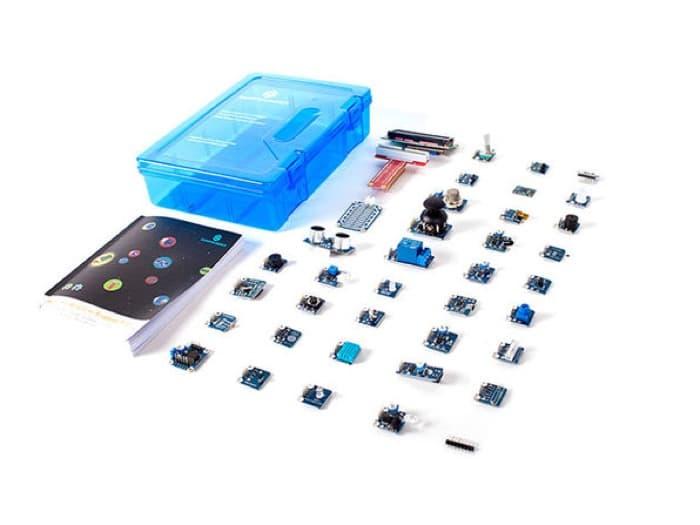 37 Sensors Starter Kit for Raspberry Pi