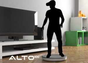 Alto100 VR Standing Locomotion Controller Development Kit Now Available