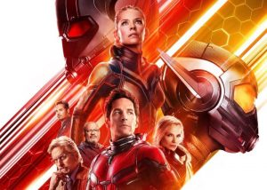 Marvel Ant-Man And The Wasp Movie Trailer 2