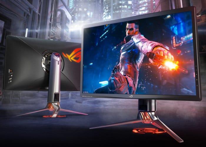 asus pg27uq 4k hdr 144hz g sync monitor arrives next month geeky gadgets. Black Bedroom Furniture Sets. Home Design Ideas