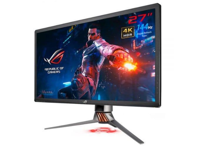 Asus PG27UQ 4K HDR 144Hz G-Sync Monitor