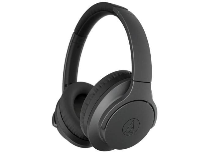 Audio-Technica QuietPoint Wireless Noise-Cancelling Headphones