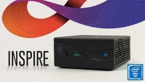 The Azulle Inspire Mini PC Can Now Be Bought Fully Configured From Simply NUC