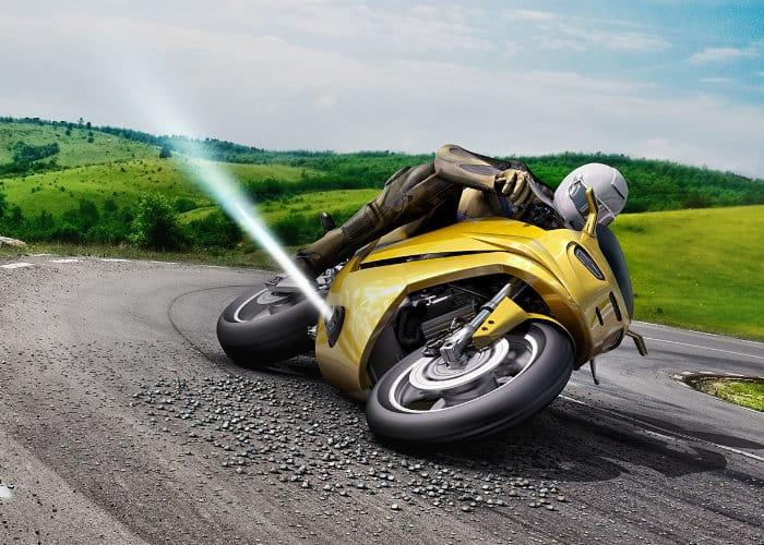 Bosch Motorcycle Jet Thruster