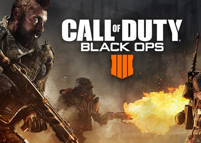 Call of Duty Black Ops 4 Blackout Battle Royal