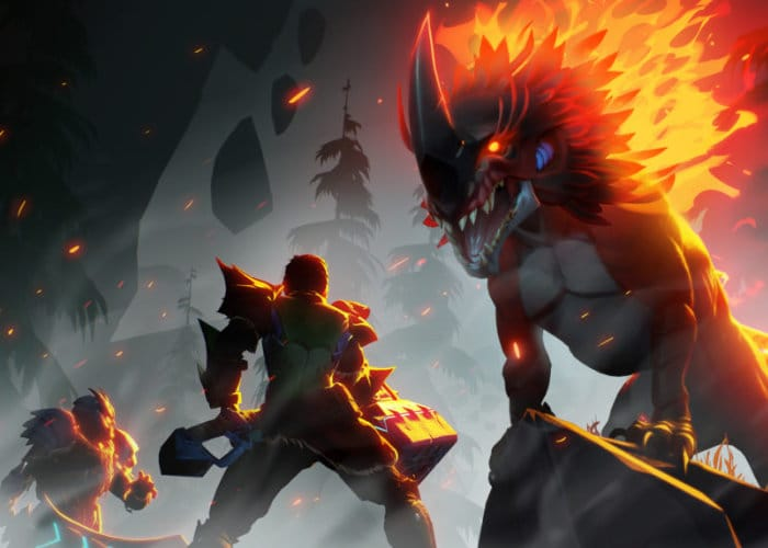 Dauntless PC Open Beta Attracts Over One Million Players