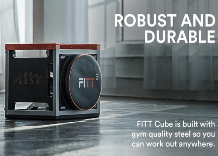 FITT Cube Fitness Trainer