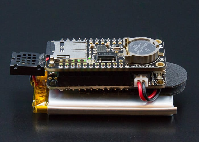 Feather And CircuitPython Data Logging Guide