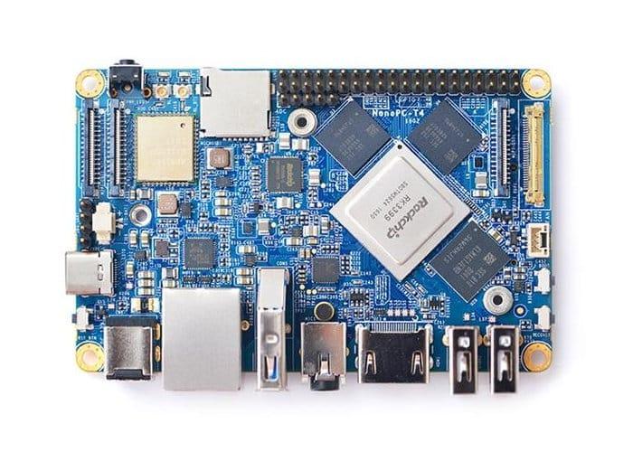 FriendlyELEC NanoPC-T4 Powerful Mini PC