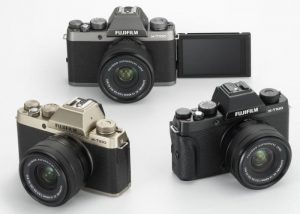 FujiFilm X-T100 Camera Launches June 18th From $600