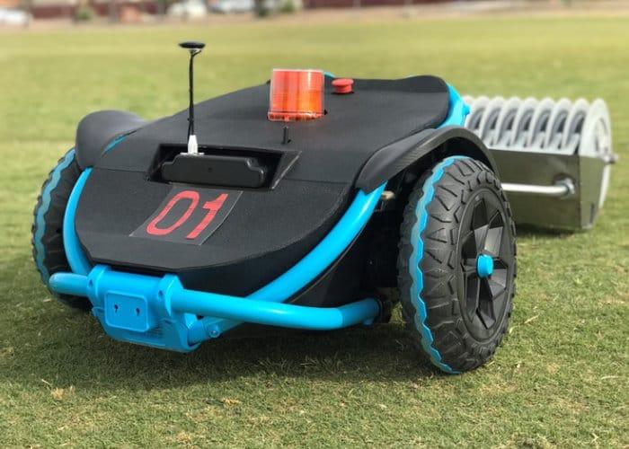 G Bot Golf Ball Retrieving Robot