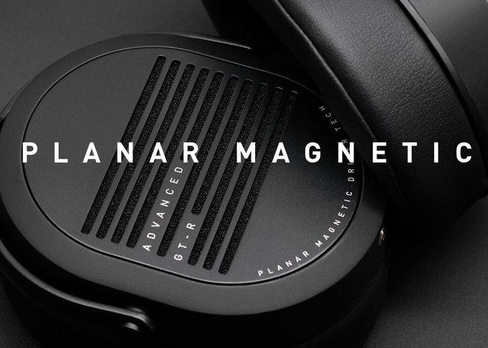 GT-R Planar Magnetic Headphones