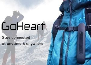 GoHeart Ultimate Outdoor Networking System Keeps You Safe