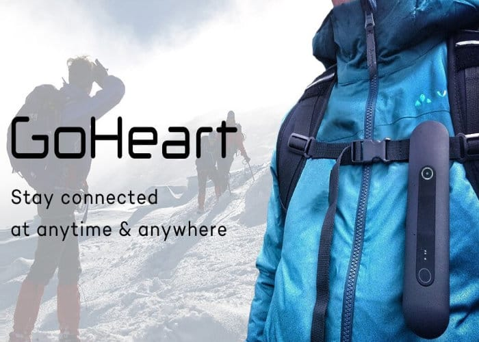 GoHeart Ultimate Outdoor Networking System