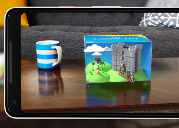 Google Introduces Shared AR Experiences To Android