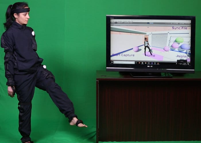 HoloSuit Offers Full Body Motion Tracking With Haptic Feedback