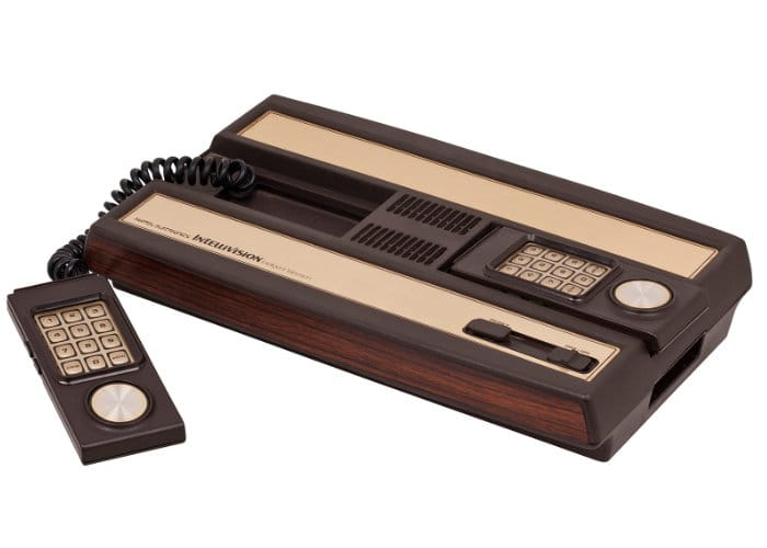 Intellivision Classic Games Console