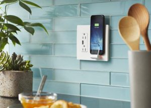 Legrand Radiant Transform A Socket In To A Wireless Charger