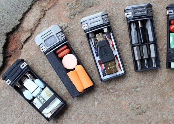 Lever Gear CLiP Multitool And Storage System