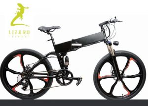 Lizard Bikes Electric Bike Designed For The Streets
