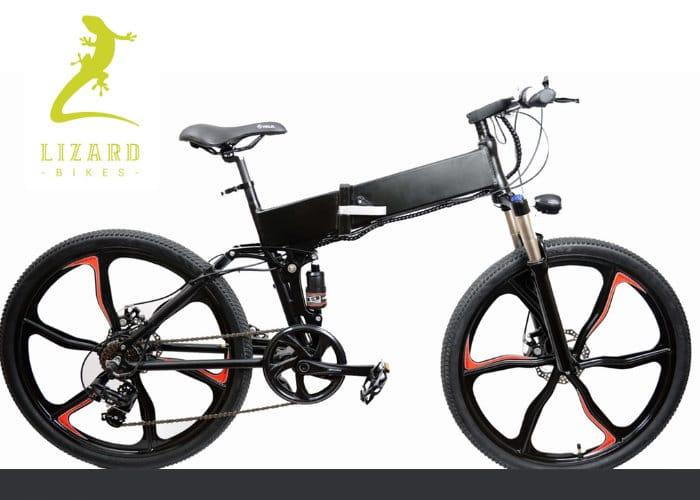 Lizard Bikes Electric Bike