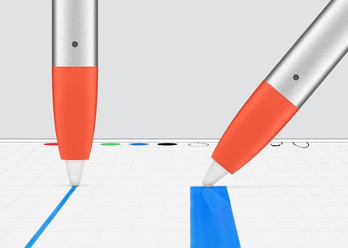 Logitech Crayon iPad Stylus