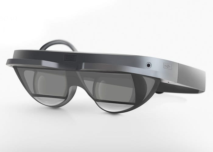 MIX Augmented Reality Glasses
