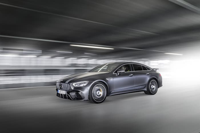 Mercedes AMG GT 63 S Edition 1