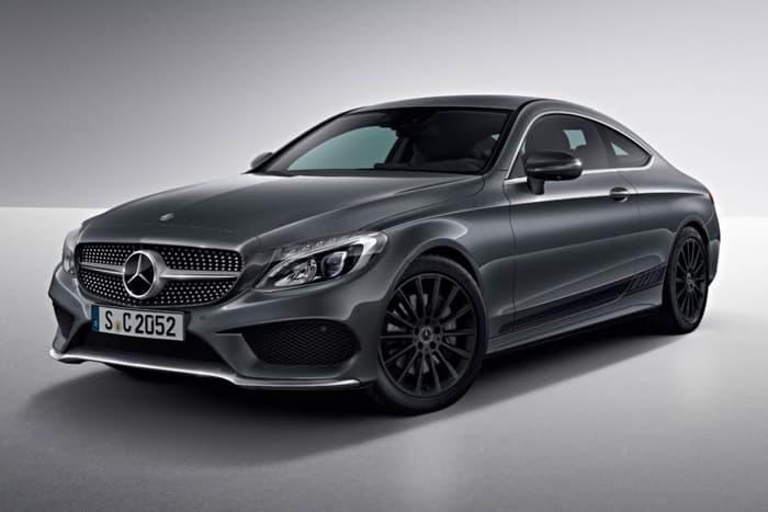 Mercedes C Class Nightfall Edition