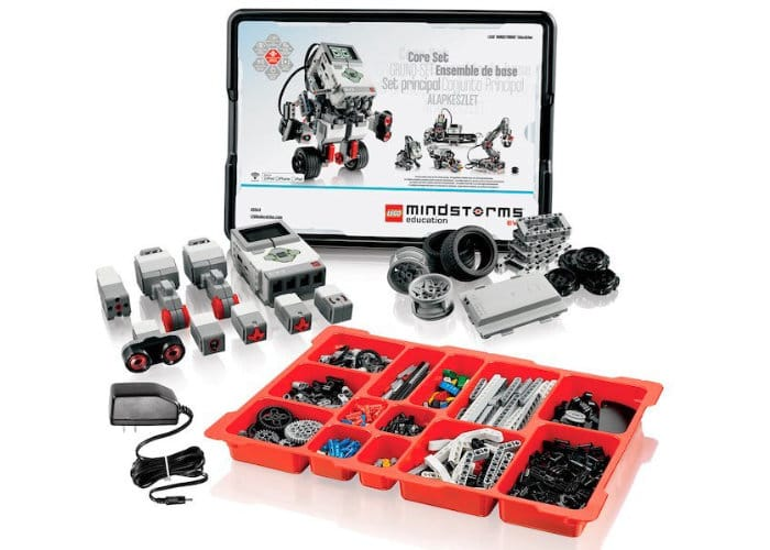 Microsoft MakeCode for LEGO Mindstorms