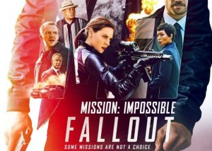 Mission Impossible Fallout 2018 Movie Trailer