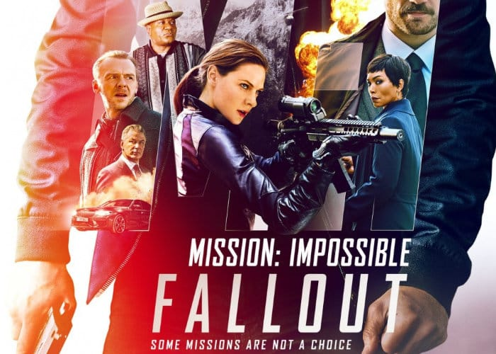 Mission Impossible Fallout 2018 Movie