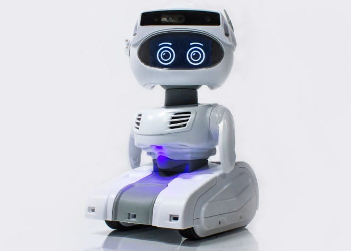 Misty II Programmable Robot Launches From $1,499