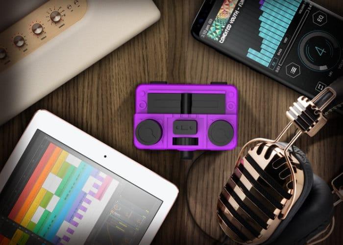 Mixiamo Portable DJ Mixer Hits Kickstarter
