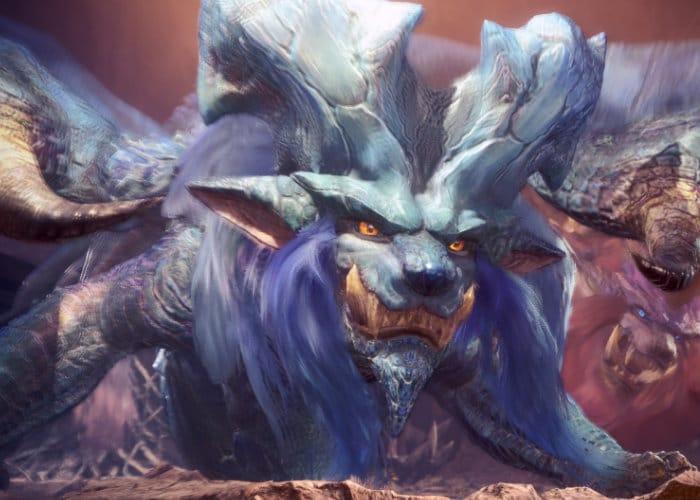 Monster Hunter World Lunastra Free Update
