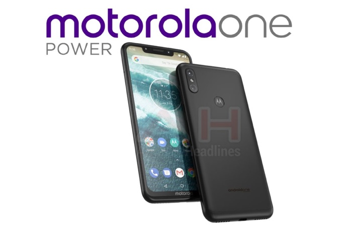 New Motorola One Power Smartphone Leaked
