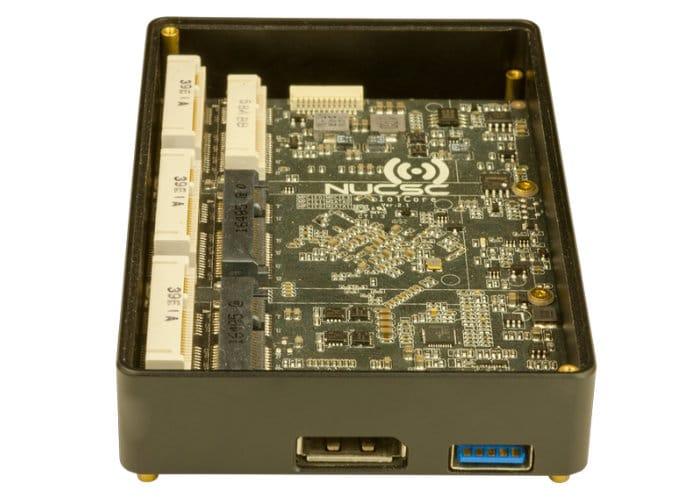 NUCSC Nano Modular x86 Computer Hits Kickstarter
