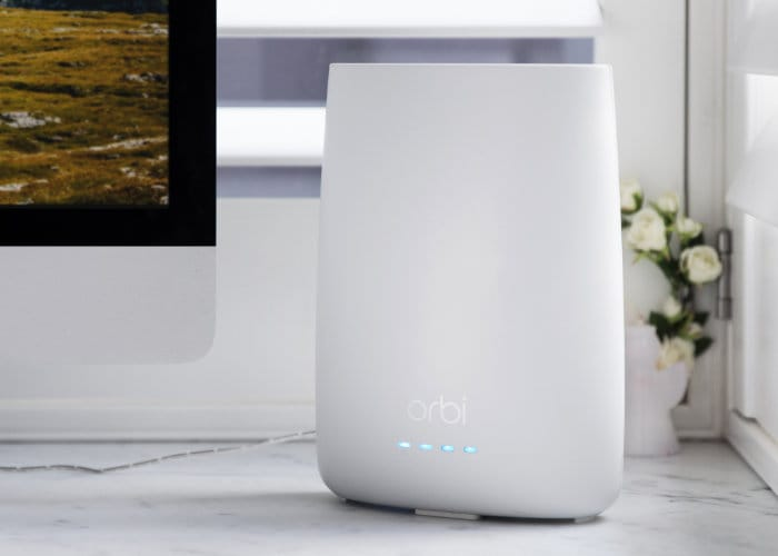 Netgear Orbi Tri-Band Wireless Mesh Router