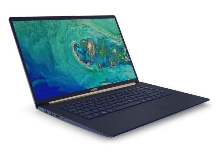 New Acer Swift 5 2018 Laptop