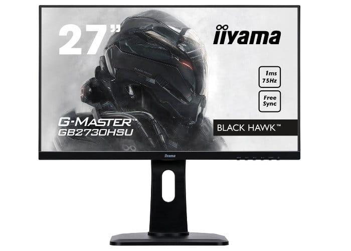 New Iiyama G-Master FreeSync Monitor
