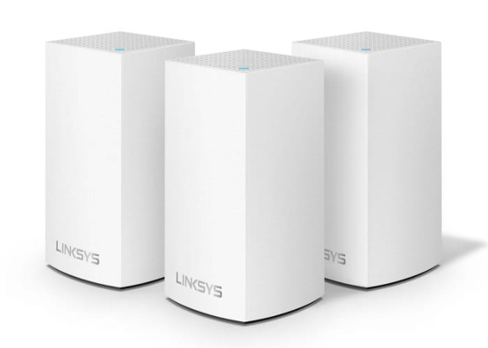 New Linksys Velop Mesh Router