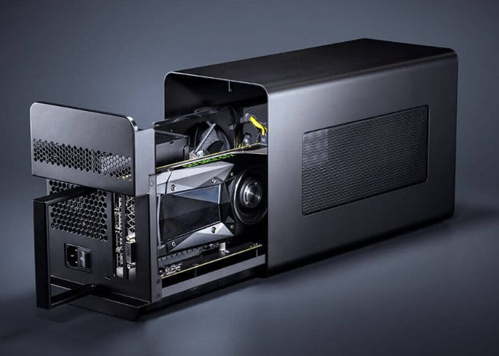 New Razer Core X External Graphics Card Enclosure