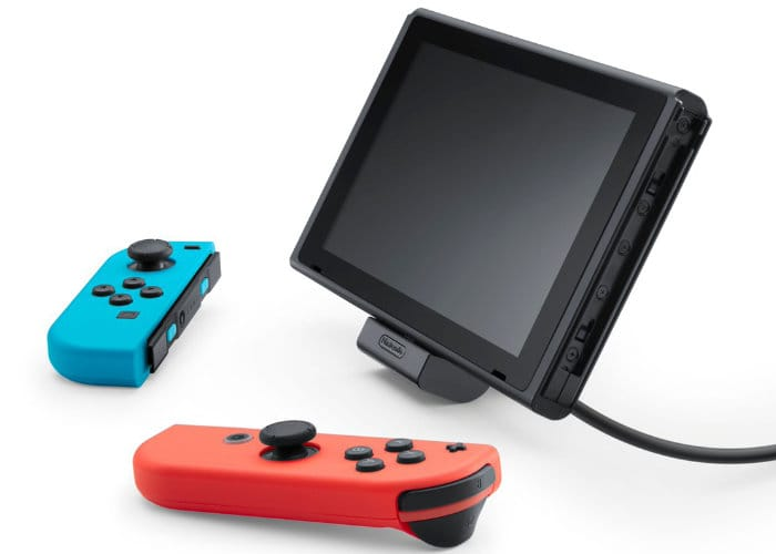 Official Nintendo Switch Charging Stand
