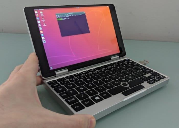One Mix Yoga Mini PC With Ubuntu