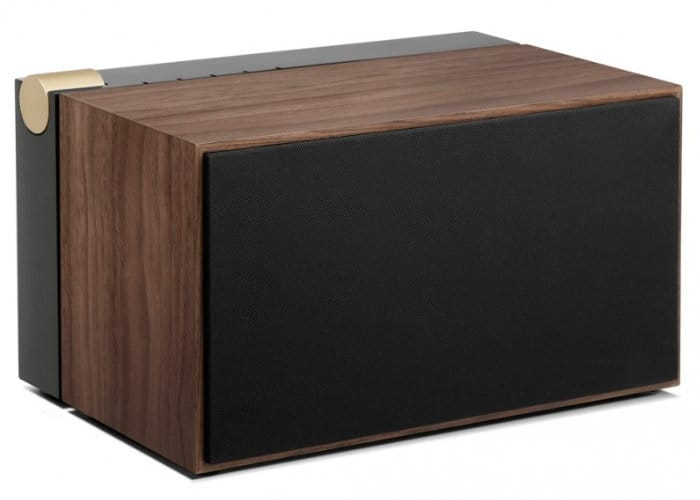 PR / 01 Bluetooth Speaker With Wireless Charging Drawer