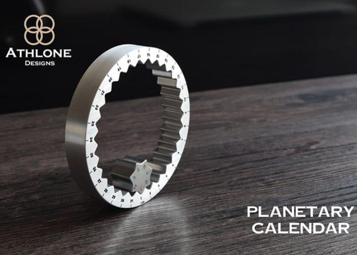 Perpetual Ring Calendar